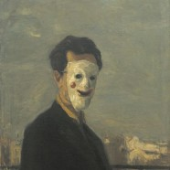 La pintura y la máscara